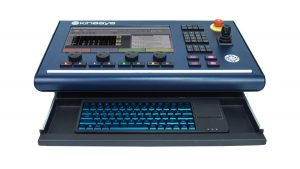 Vector Console with Keyboard